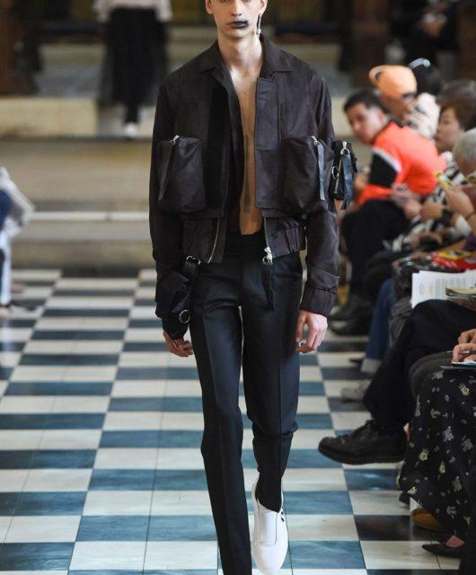 Matthew Miller 2018 Spring Summer Collection - London Fashion Week Men's (21)