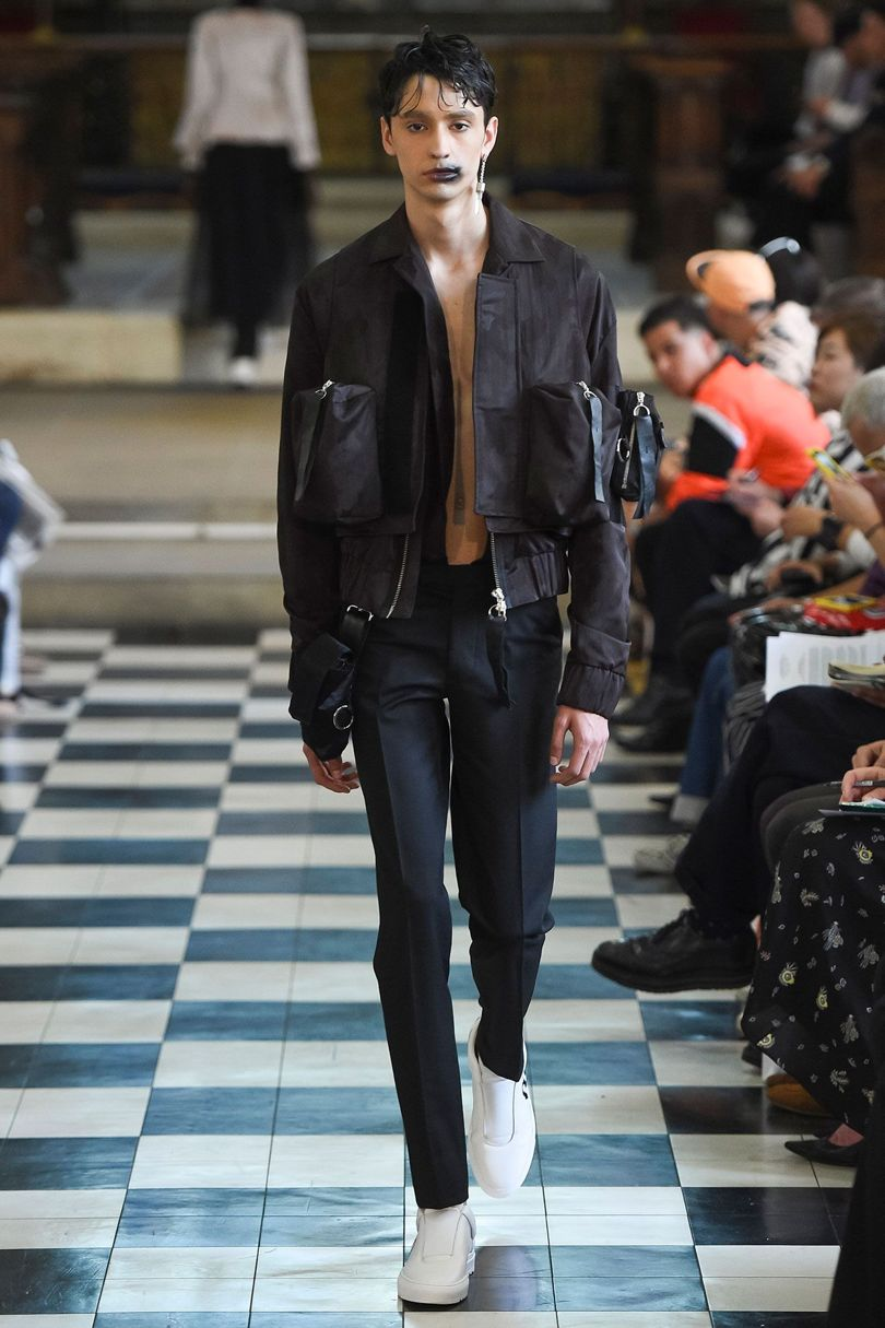 Matthew Miller 2018 Spring Summer Collection - London Fashion Week Men's (21)