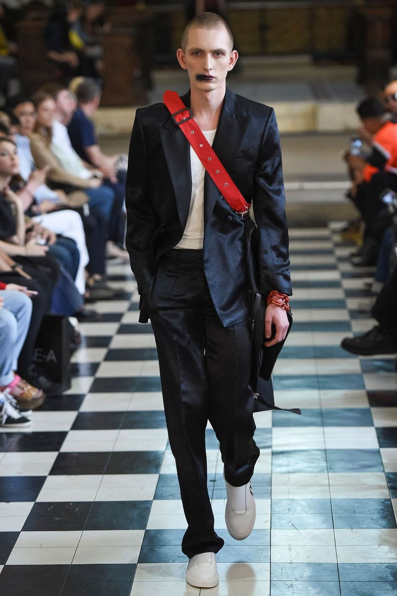 Matthew Miller 2018 Spring Summer Collection - London Fashion Week Men's (23)