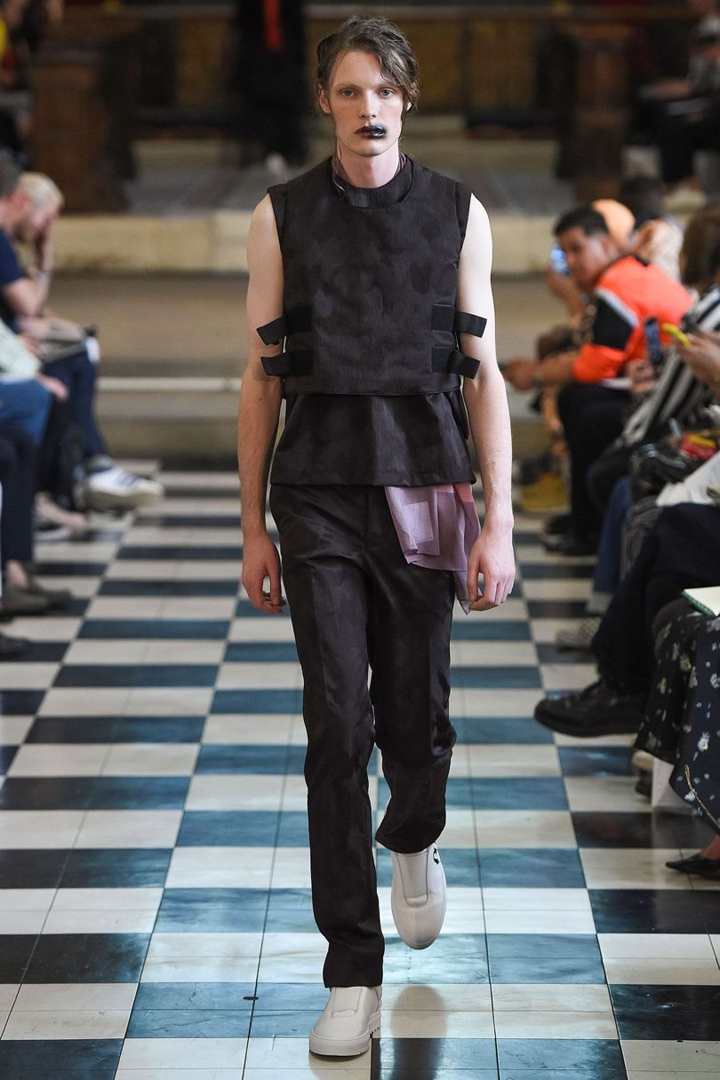 Matthew Miller 2018 Spring Summer Collection - London Fashion Week Men's (4)
