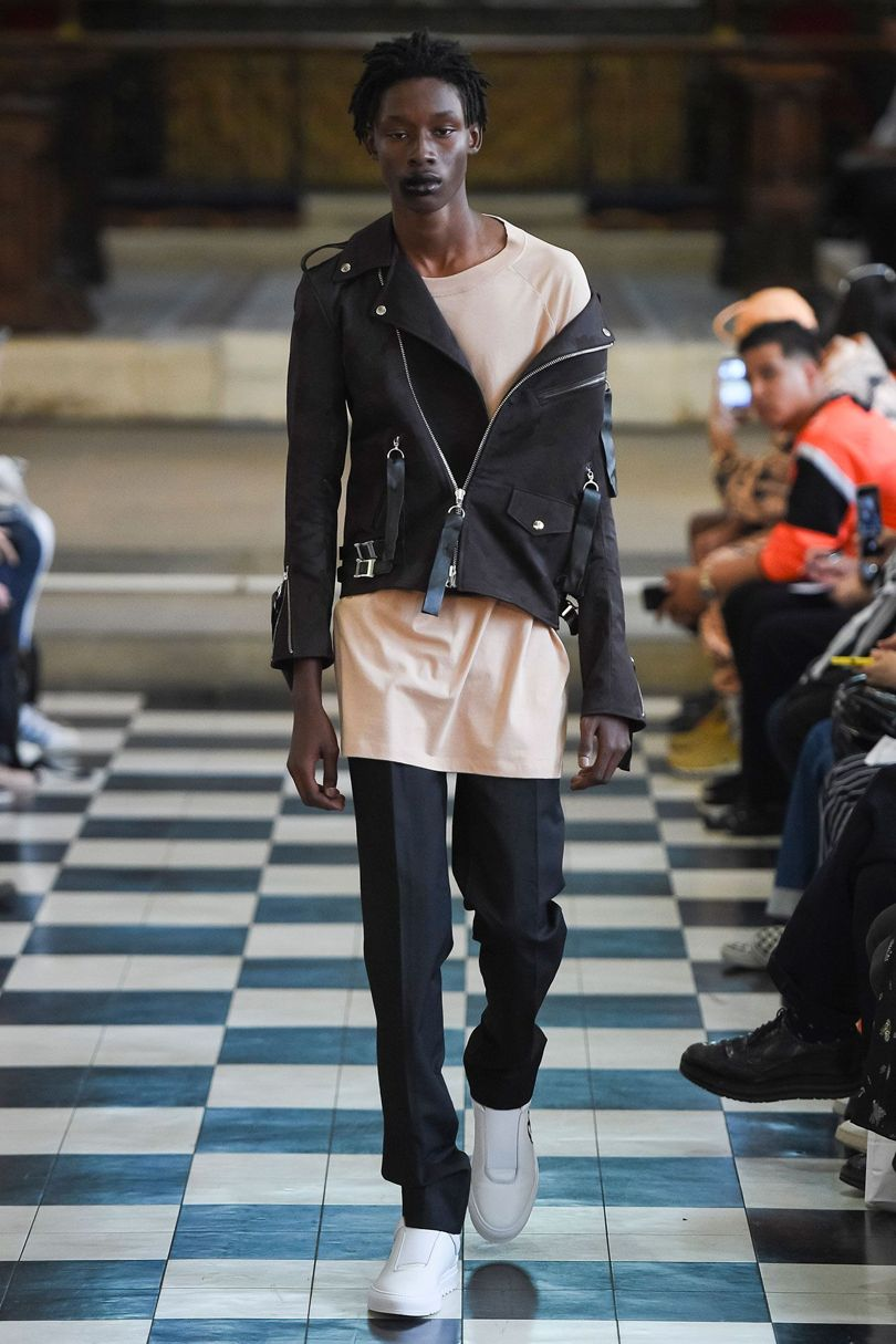 Matthew Miller 2018 Spring Summer Collection - London Fashion Week Men's (7)