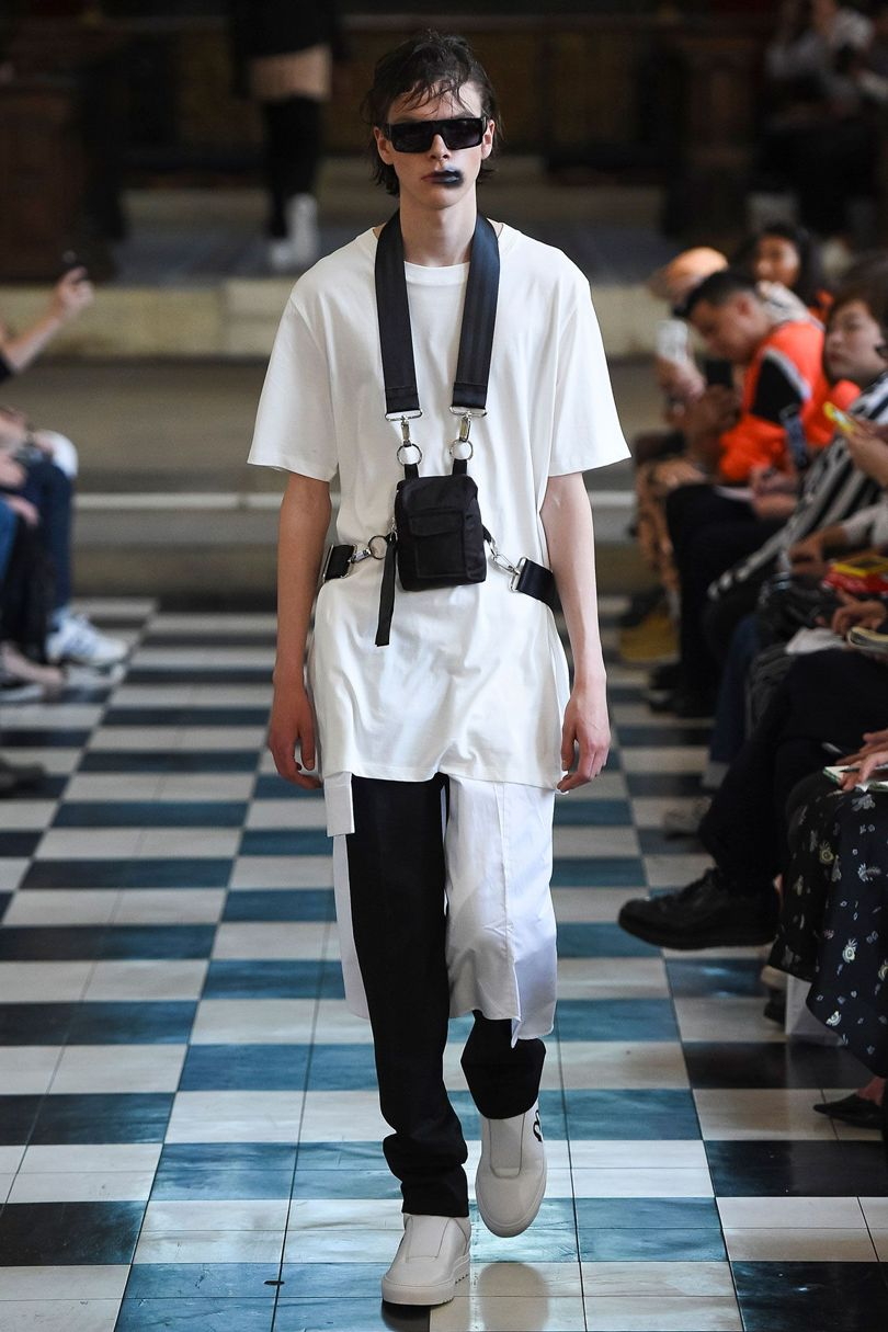 Matthew Miller 2018 Spring Summer Collection - London Fashion Week Men's (8)