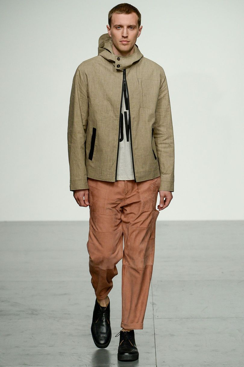 Oliver Spencer 2018 Spring Summer Collection - London Fashion Week Men's (11)