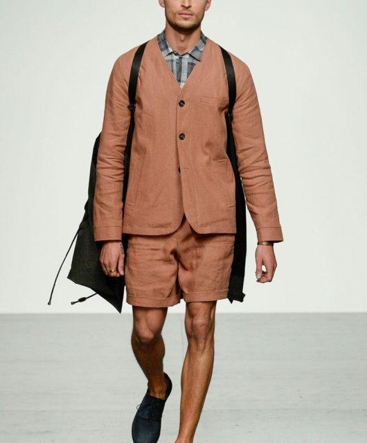 Oliver Spencer 2018 Spring Summer Collection - London Fashion Week Men's (12)