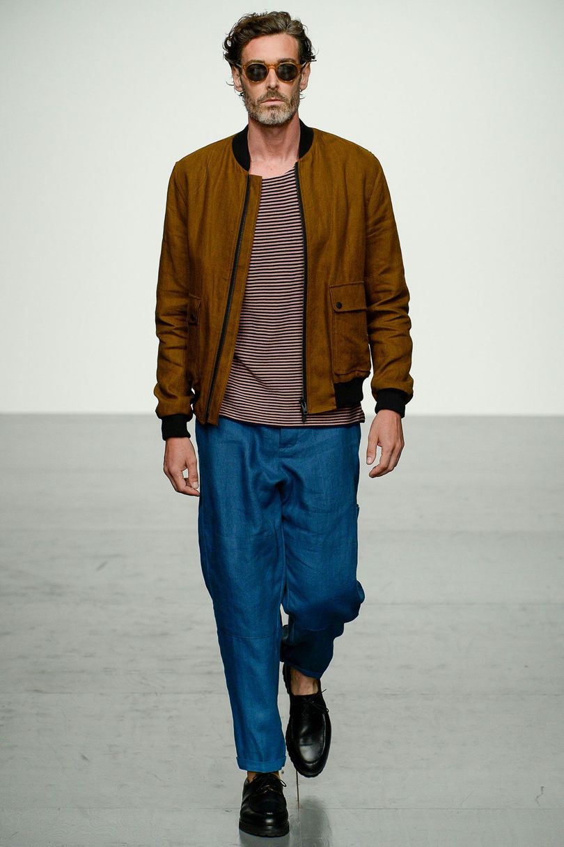 Oliver Spencer 2018 Spring Summer Collection - London Fashion Week Men's (25)