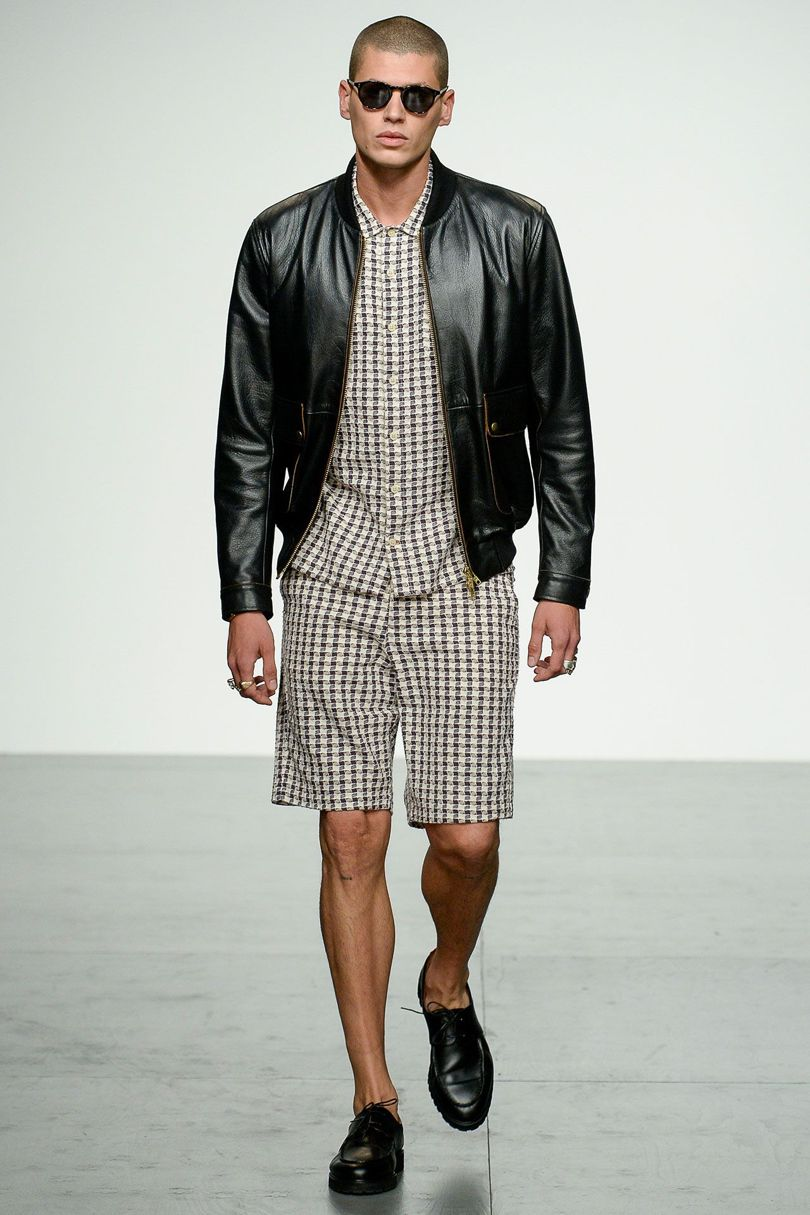 Oliver Spencer 2018 Spring Summer Collection - London Fashion Week Men's