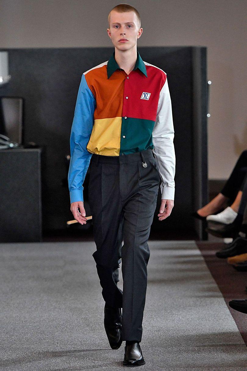 Xander Zhou 2018 Spring Summer Collection - LONDON FASHION WEEK (10)