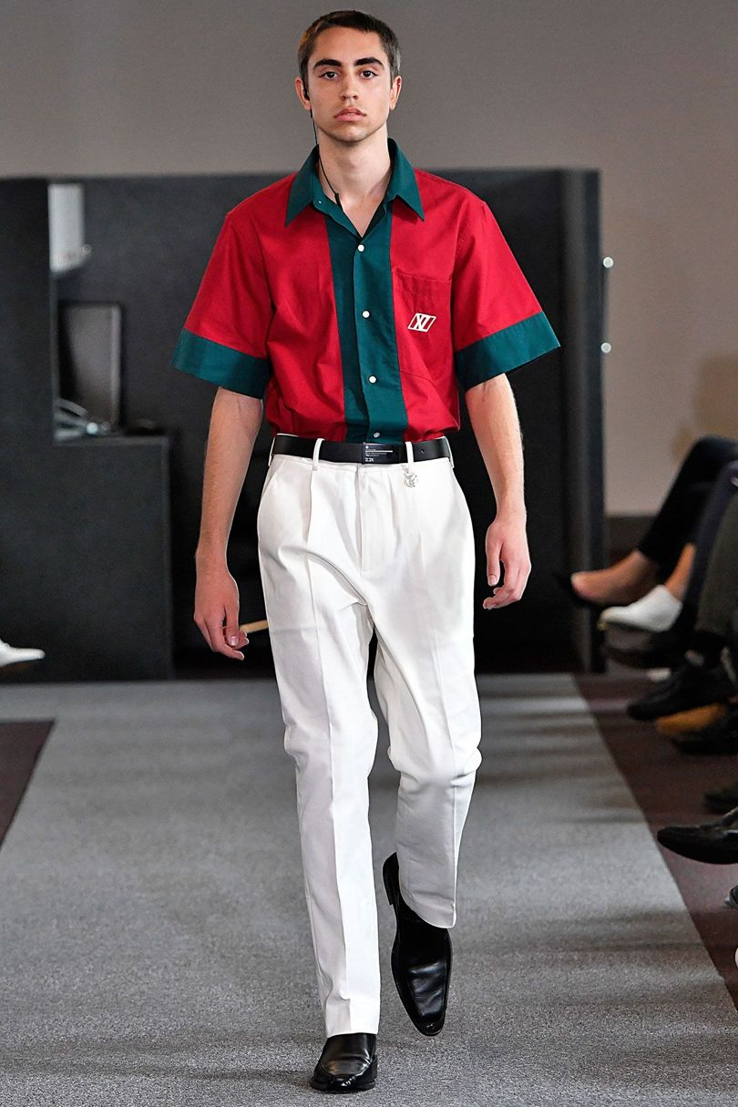 Xander Zhou 2018 Spring Summer Collection - LONDON FASHION WEEK (11)