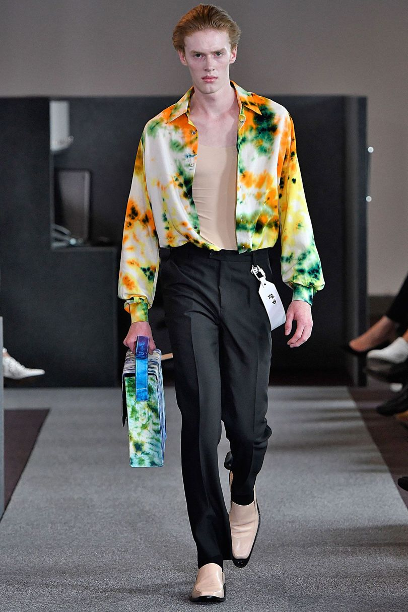 Xander Zhou 2018 Spring Summer Collection - LONDON FASHION WEEK (23)