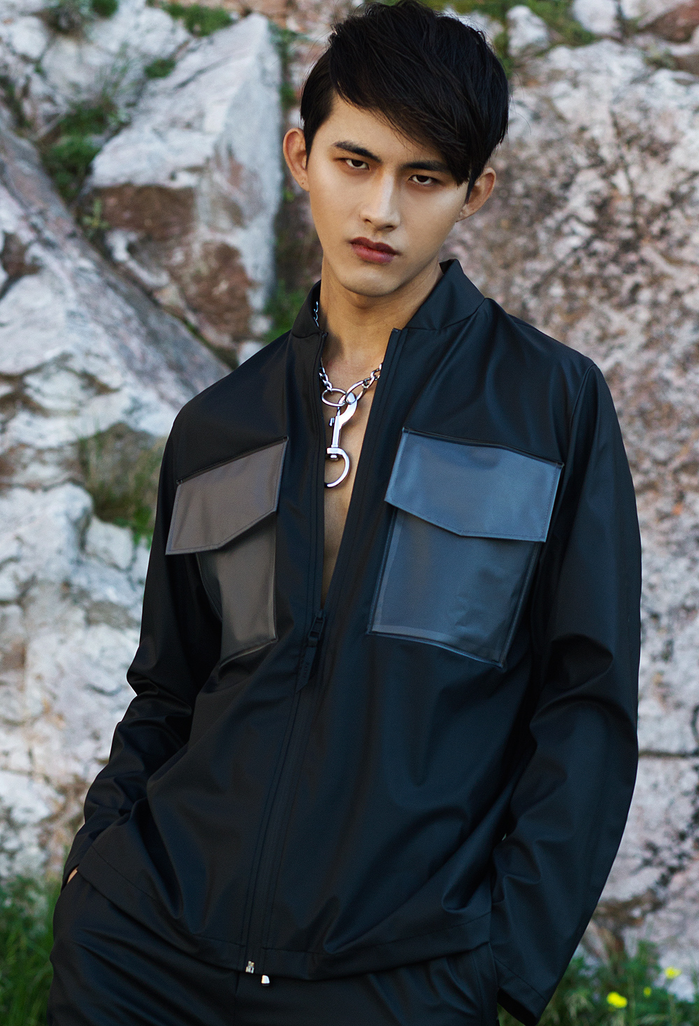 Josh Yen by Yannis Tzannis for CHASSEUR MAGAZINE